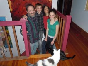 The Horowitz Friedmans, December 2010